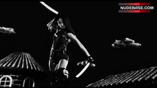 Sexy Jamie Chung – Sin City: A Dame To Kill For