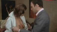 Romy Schneider Flashes Tits – Love At The Top