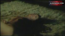 Romy Schneider Lying Nude on Floor – Innocents With Dirty Hands