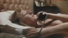 1. Lisa Taylor Lying Naked on Bed – Love Trap