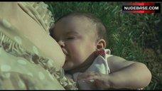 8. Silvana Mangano Breast Feeding – Oedipus Rex