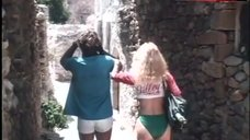 Mary Louise Weller in Bikini Panties – Blood Tide