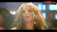 1. Jessica Simpson Sexy Dancing – These Boots Are Made For Walking