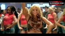 2. Jessica Simpson Sexy Dancing – These Boots Are Made For Walking