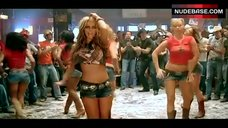 5. Jessica Simpson Sexy Dancing – These Boots Are Made For Walking