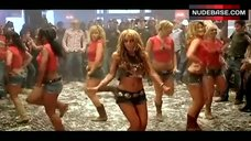 9. Jessica Simpson Sexy Dancing – These Boots Are Made For Walking