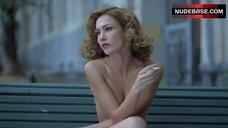 Eugenia Hirivskaya Public Nudity – Ottepel