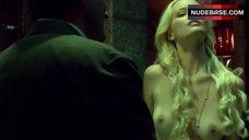 Helena Mattsson Bare Boobs – Species: The Awakening