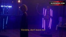 4. Helena Mattsson in Bra and Panties – American Horror Story