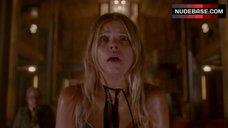 8. Helena Mattsson in Bra and Panties – American Horror Story