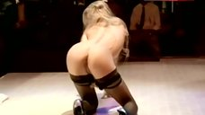 Janine Lindemulder Erotic Dance on Stage – Confessions Of A Lap Dancer