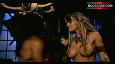 Janine Lindemulder Sex and Blowjob – Pirates