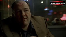 7. Nathalie Walker Nude Pole Dancing – The Sopranos