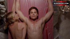 2. Yvonne Strahovski Sex Scene – Dexter