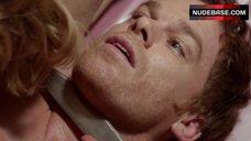 3. Yvonne Strahovski Sex Scene – Dexter