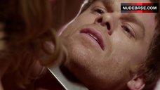 5. Yvonne Strahovski Sex Scene – Dexter