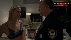 Yvonne Strahovski in lace Lingerie – Louie