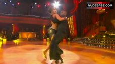 10. Karina Smirnoff Butt Crack – Dancing With The Stars