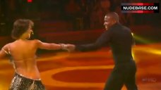 9. Karina Smirnoff Butt Crack – Dancing With The Stars