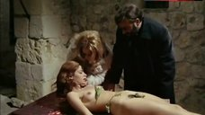 3. Grace Mills Full Frontal Nude – Exorcism