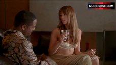 Natalie Zea in Sexy White Bra – Dirty Hot Money