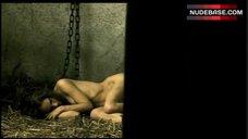 Natalie Portman Lying Full Nude – Goya'S Ghosts
