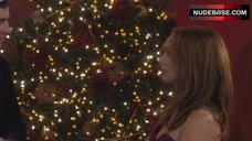 Natalie Portman Nip Slip – No Strings Attached