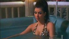 Kim Kardashian West in Swimsuit – Keeping Up With The Kardashians