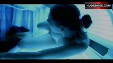 Irina Potapenko Full Naked in Solarium – Mexico