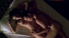 Angela Molina Full Frontal Nude on Bed – Oedipus Mayor