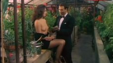 Florence Guein Breasts Scene – Top Model