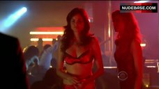 3. Lina Esco Lingerie Scene in Strip Club – Csi: Crime Scene Investigation