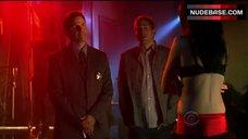 4. Lina Esco Lingerie Scene in Strip Club – Csi: Crime Scene Investigation