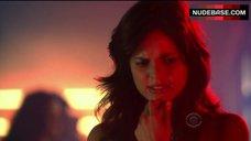 7. Lina Esco Lingerie Scene in Strip Club – Csi: Crime Scene Investigation