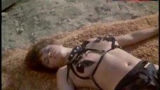 Dusty Woods Hot Scene – She-Wolves Of The Wasteland