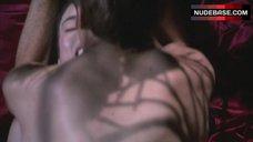 10. Jaime Murray After Sex – Dexter