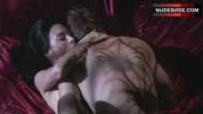 3. Jaime Murray After Sex – Dexter