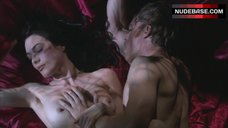 Jaime Murray After Sex – Dexter