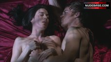 5. Jaime Murray After Sex – Dexter
