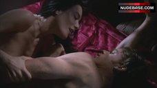 7. Jaime Murray After Sex – Dexter