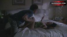 2. Jaime Murray Cunnilingus – Dexter