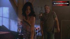 1. Jaime Murray Bare Breasts – Dexter