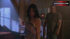 2. Jaime Murray Bare Breasts – Dexter