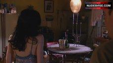 3. Jaime Murray Bare Breasts – Dexter