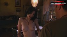 Jaime Murray Bare Breasts – Dexter