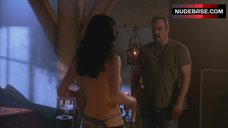 7. Jaime Murray Bare Breasts – Dexter