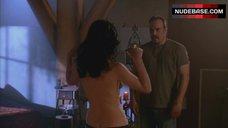 8. Jaime Murray Bare Breasts – Dexter