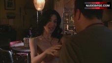9. Jaime Murray Bare Breasts – Dexter