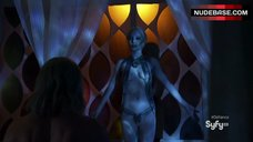 Jaime Murray Hot Scene – Defiance