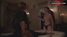 Veronica Bero Exposed Breasts – The Sopranos